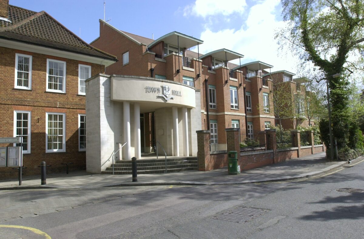 Boundary Commission looking to reduce the number of Councillors